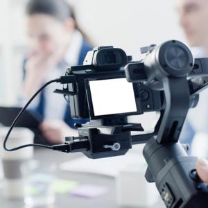 社内教育ビデオ制作